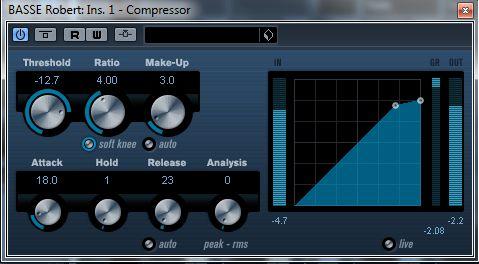 Compression Basse